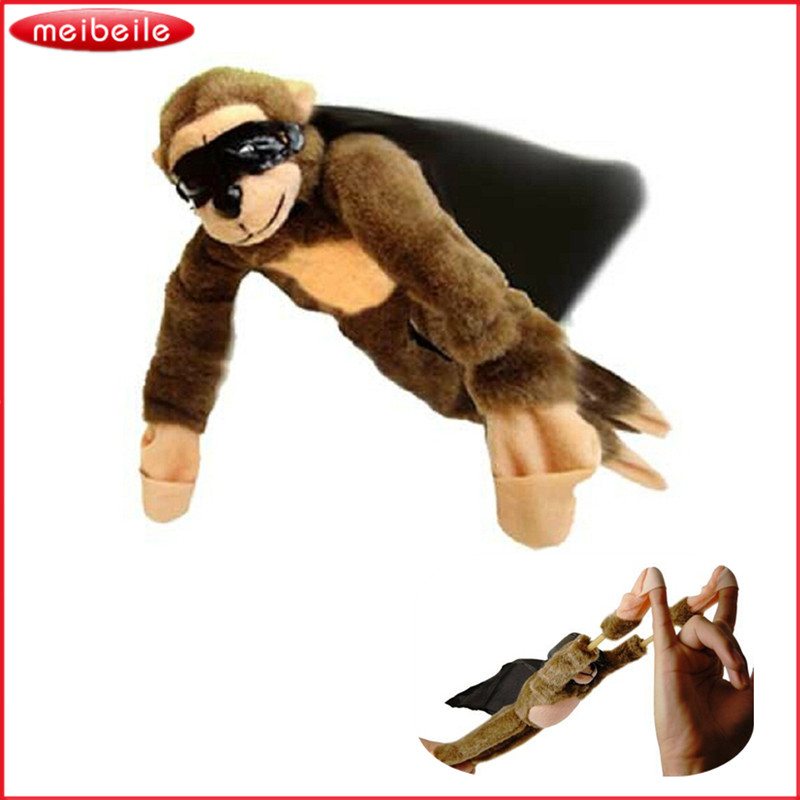 Funny Flying Monkeys Slingshot With Screaming Sound Stuffed Animals