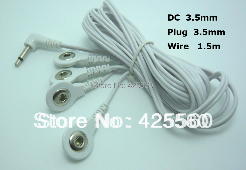 Aliexpress.com : Buy 30 Pieces Jack DC Head 3.5mm Replacement ...