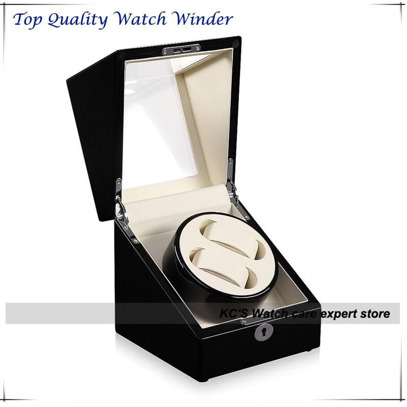 Luxury RLX Watch Automatic Watch Winder Box Self-Winding Box Lady Women's Mens Men's Watches XMAS Gift GC03-S105BW