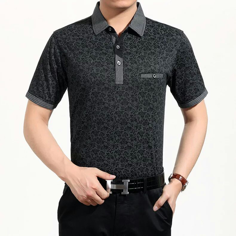 Golf shirts cheap picture more detailed picture about for Business casual polo shirt