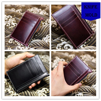 leather craft template cutter card holder wallet die cutting knife mould leather hole punches tool set deri el aletleri