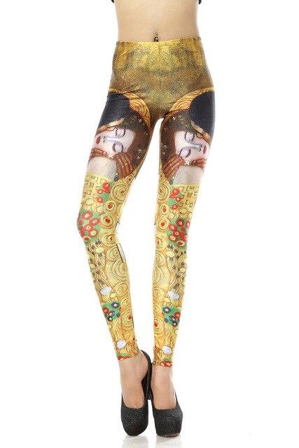 2015 roupas de Fitness para mulheres Ropa Mujer Jeggings beijo Leggins mulheres Leggings Sexy Legging corpo magro calças de G96