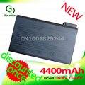 Golooloo 4400 mah bateria para dell inspiron 2500 3700 3800 4000 4100 4150 latitude c500 c510 c540 c600 c610 c640 c800