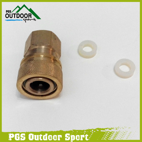 Image 3 - Paintball PCP Filling Charging Hose Quick Release Coupler Fitting 8 mm Female Socket Quick Disconnect M10*1.0-in Paintball Accessories from Sports & Entertainment