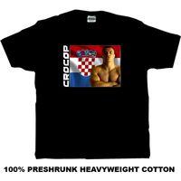 Mirko Crocop T Shirt Casual Plus Size T Shirts Hip Hop Style Tops Tee S 2Xl
