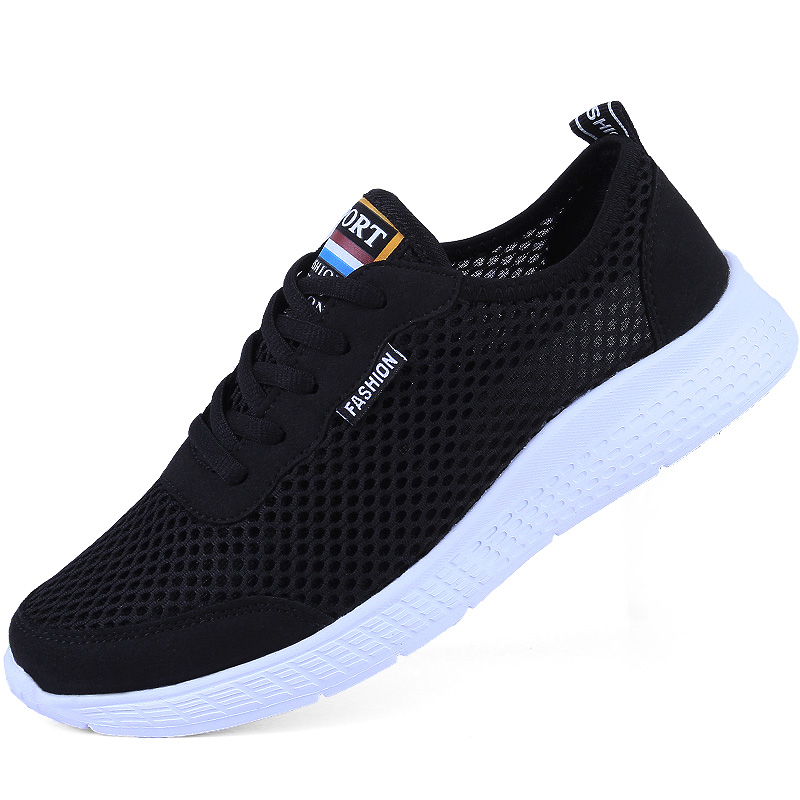 32831872620a ... big hole mesh sneakers New arrival men women light breathable running  shoes size 52 53 54. Previous. Next