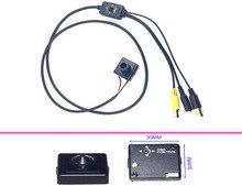 HD 1080 60i / 50i Ultra compact miniatrue square 2.2 megapixel 3G-SDI camera for security surveillance or TV program record