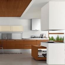 Кухонный шкаф из ПВХ/винила(LH-PV007