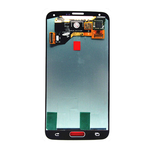 For Samsung Galaxy S5 SM-G900 SM-G900F G900 for i9600 G900R G900F G900H G900M LCD Replacement with Tempered Glass & Tools