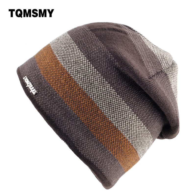 Unisex bone brand hat men's winter