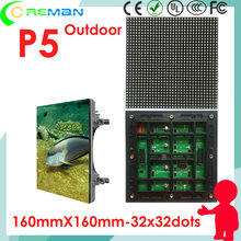 Diy make a led display p5 P6 P10 led module rgb full color , new product p5 led bar graph, bus tax led sign module outdoor(China)