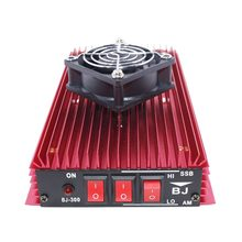 Baojie BJ-300 Power Amplifier 100W FM 150W AM 300W SSB 20-30MHZ Mini-size and High Power CB Amplifier(China)