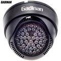 48 Auxiliar CONDUZIU a Lâmpada LED iluminador Luz IR Infrared Night Vision Para Câmera de Vigilância CCTV