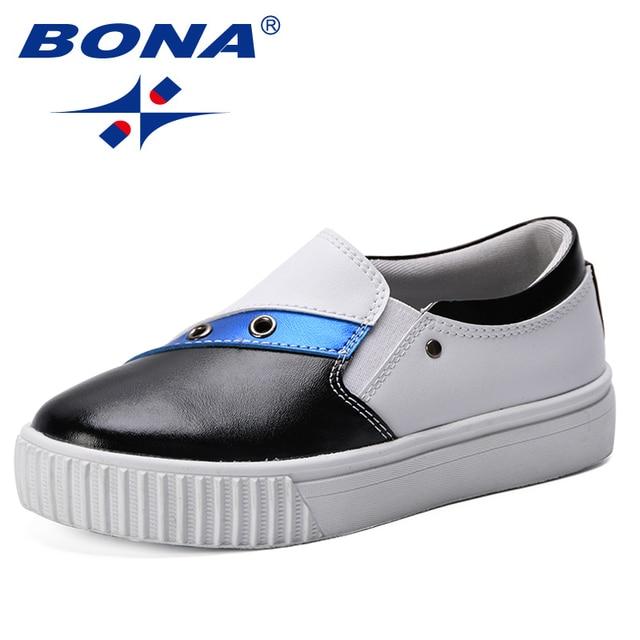 Купить bona/новая дизайнерская модная детская повседневная обувь; мягкие картинки