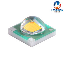 new kind 3W warm white color high power 3535 smd led(China)