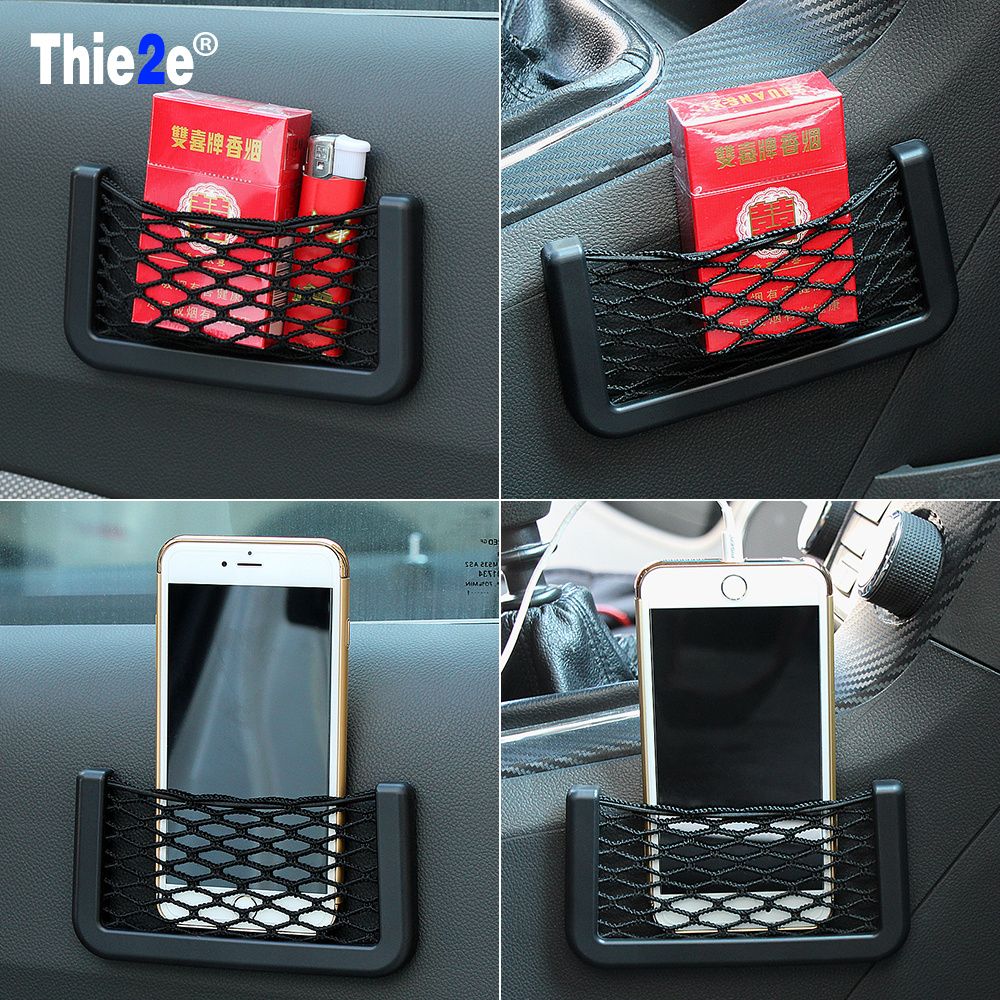 Aliexpress.com : Buy Car Seat Side Back Storage Net Bag