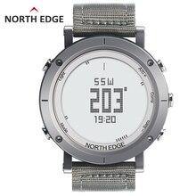 Northedge цифровые часы Для мужчин спортивные часы Рыбалка погода альтиметр барометр, термометр Компас высота Пеший Туризм часов