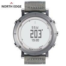 af6d778ef2 Northedgeデジタル腕時計男性スポーツ腕時計時計釣り天気高度計バロメーター温度計コンパス高度ハイキング