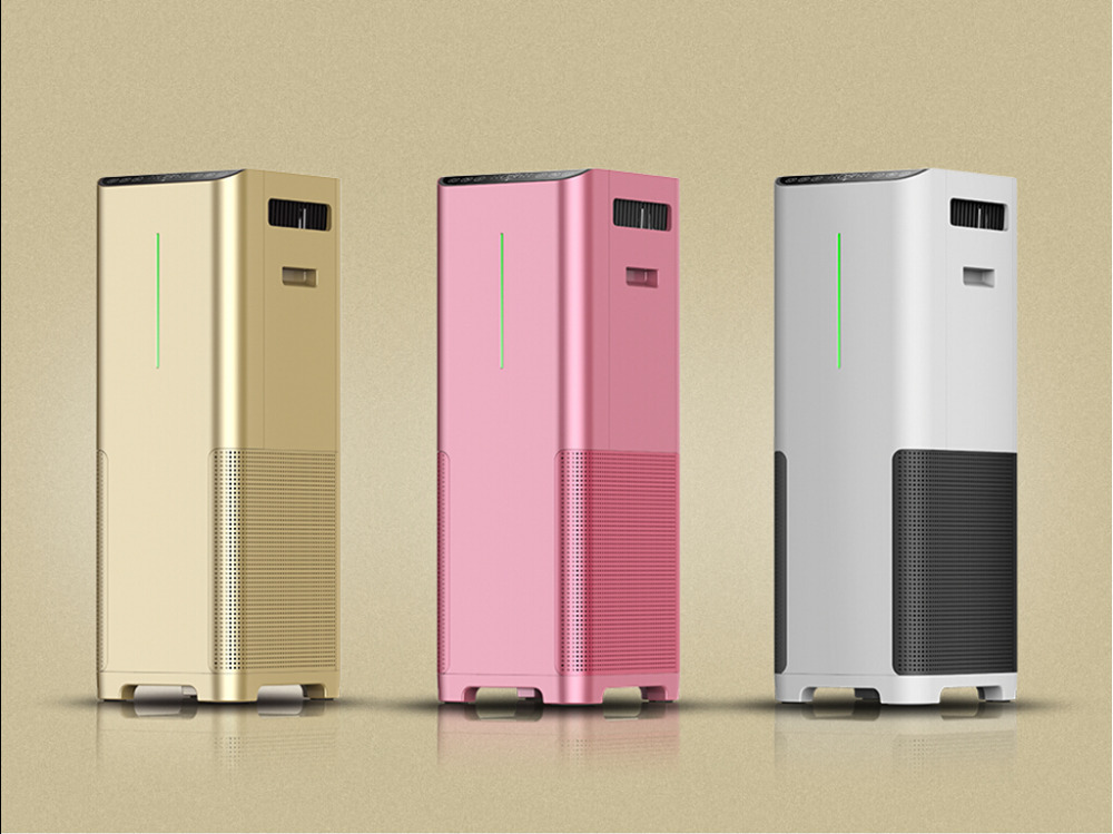 how to clean ion technologies air purifier