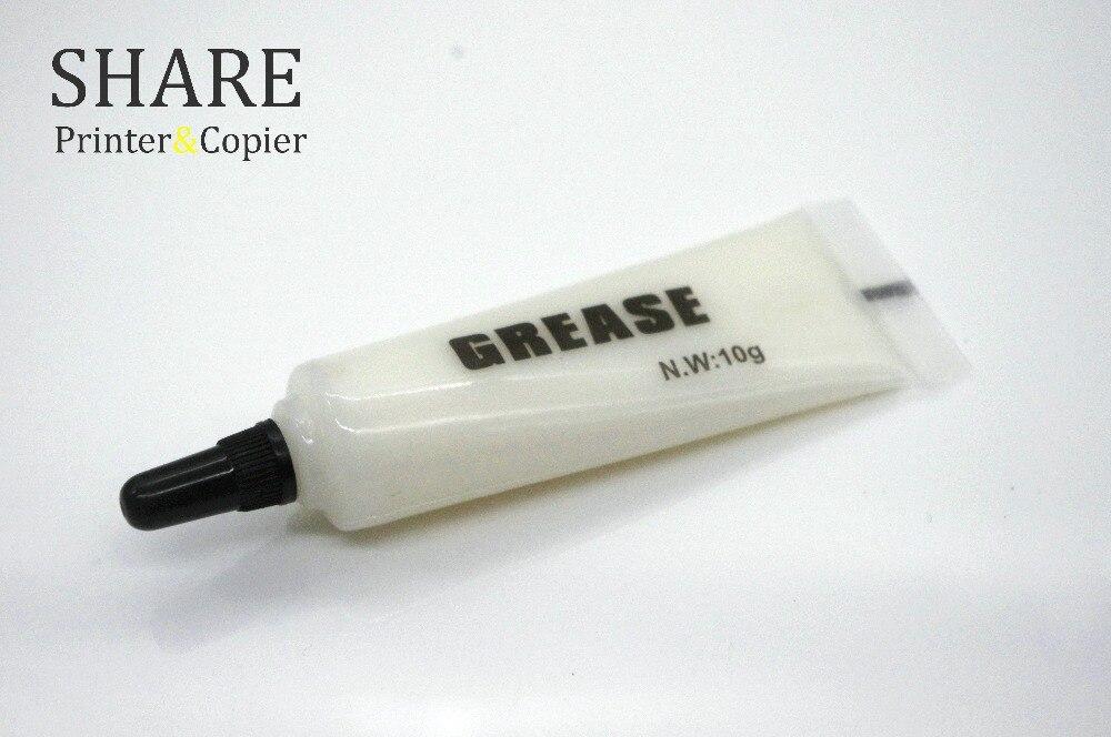 SHARE 10g зубчатая смазка для принтера, 3d принтер, чернильный принтер для HP samsung lexmark brother, уменьшает уровень шума, хороший эффект смазки title=