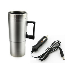 Vacuum Car Cup Stainless