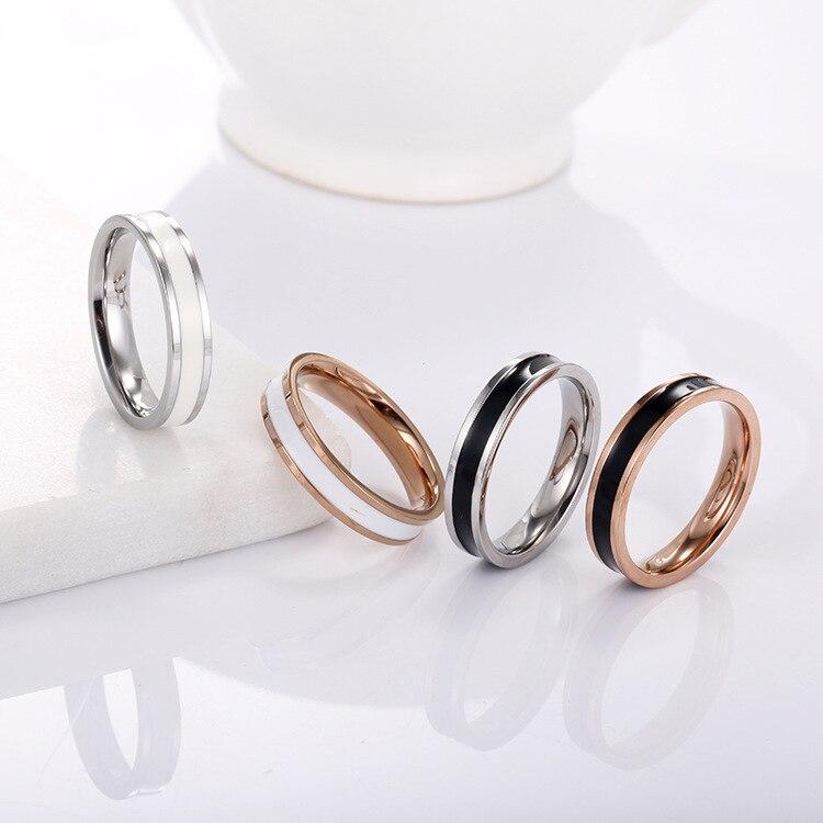 titanium steel top quality rose gold color fashion oil. Black Bedroom Furniture Sets. Home Design Ideas