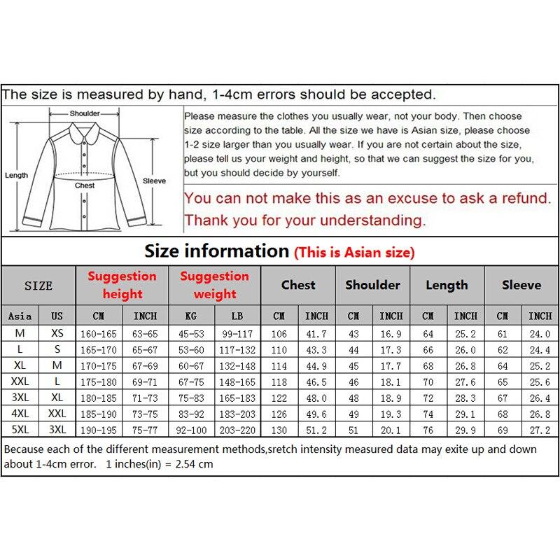 Marque Hiver Veste Hommes Mode M-5XL Nouvelle Arrivée Occasionnel Mince Coton Épais Mens Manteau Parkas Avec À Capuche Chaud Casaco Masculino - 6