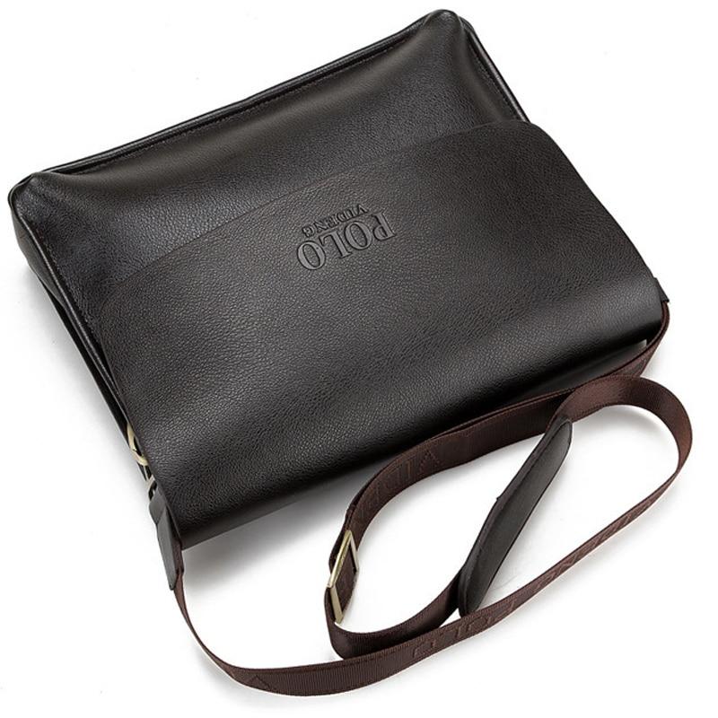 bolsa homens moda messenger bolsa Exterior : Saco Contínuo