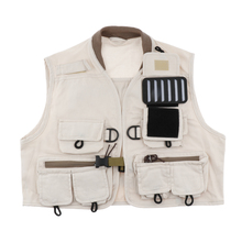 Sportsman Outdoor Multi-Pocketed Fly Fishing Vest Mesh Quick-Dry Waistcoat Jacket Youth Swimming Sail for Pesca fishing clothes