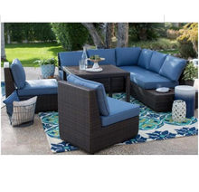 New arrival outdoor cheap patio garden sofa sets furniture rattan(China)