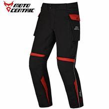 купить MOTOCENTRIC Motorcycle Pants Moto Motocross Pants Reflective Waterproof Riding Off-Road Pantalon Moto Knee Protection Trousers по цене 4266.09 рублей