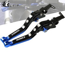 CNC Aluminum Motorcycle Brake Clutch Levers Adjustable Folding Extendable Motorbike For Honda CB1100 CB 1100 2013 2014 2015 2016 for honda cb600f cb650f hornet 2007 2013 cb 600f cb 650f motorbike adjustable folding extendable moto clutch brake levers