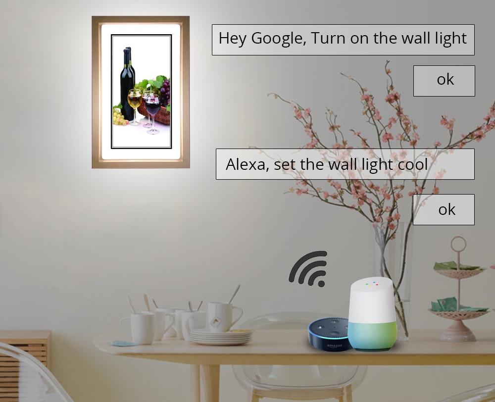 Alexa google home control bihuan
