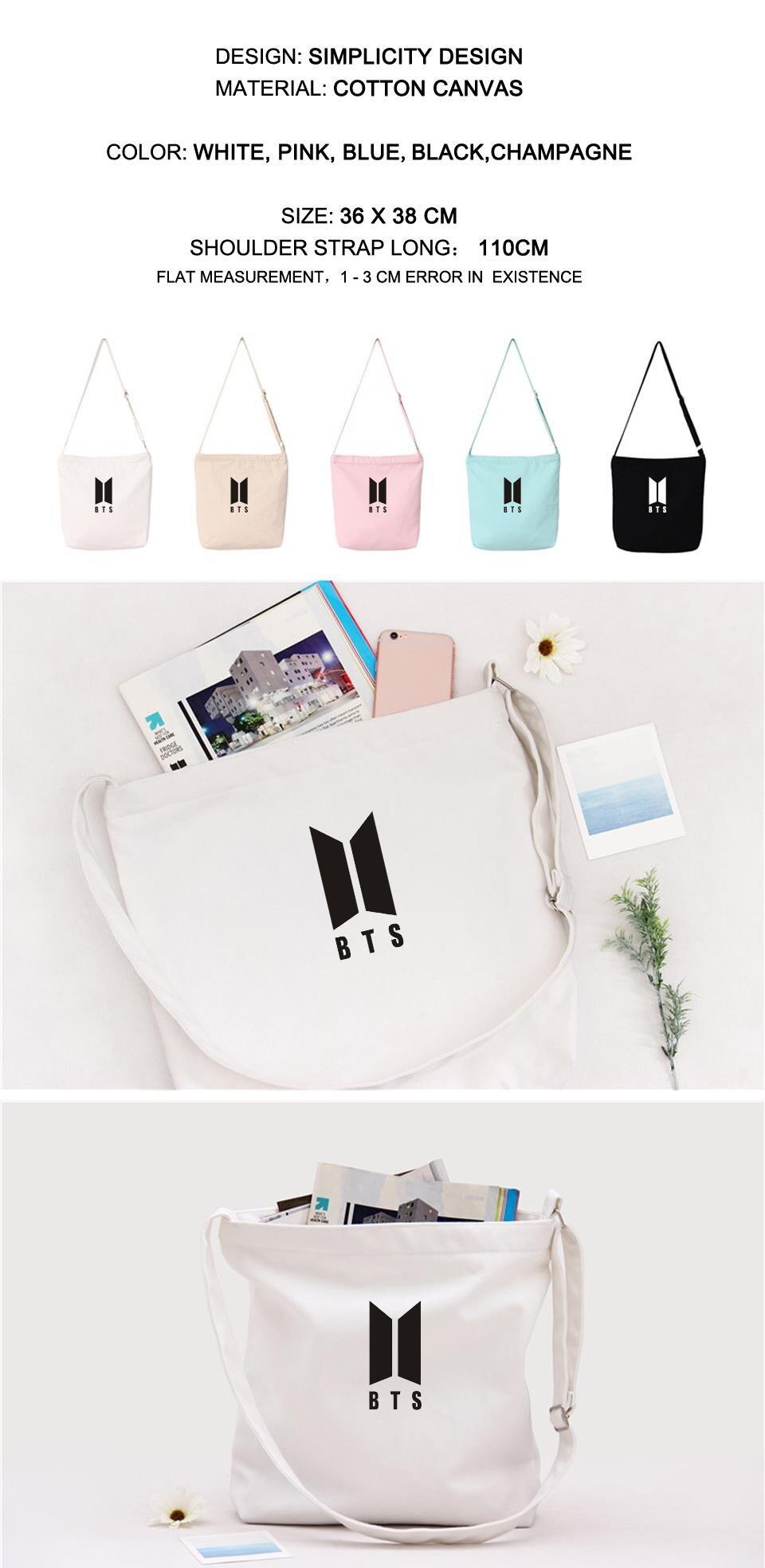 Fresh Style BTS Handbag