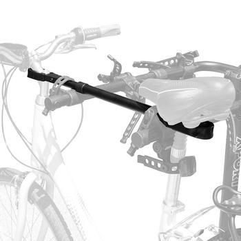 Porte Vélos Pour Voiture | Nouveau Support De Tube Supérieur De Barre Transversale Réglable Adaptateur De Vélo Monté Sur Le Coffre Faisceau Barre Transversale Cadre Fixe Conversion VTT