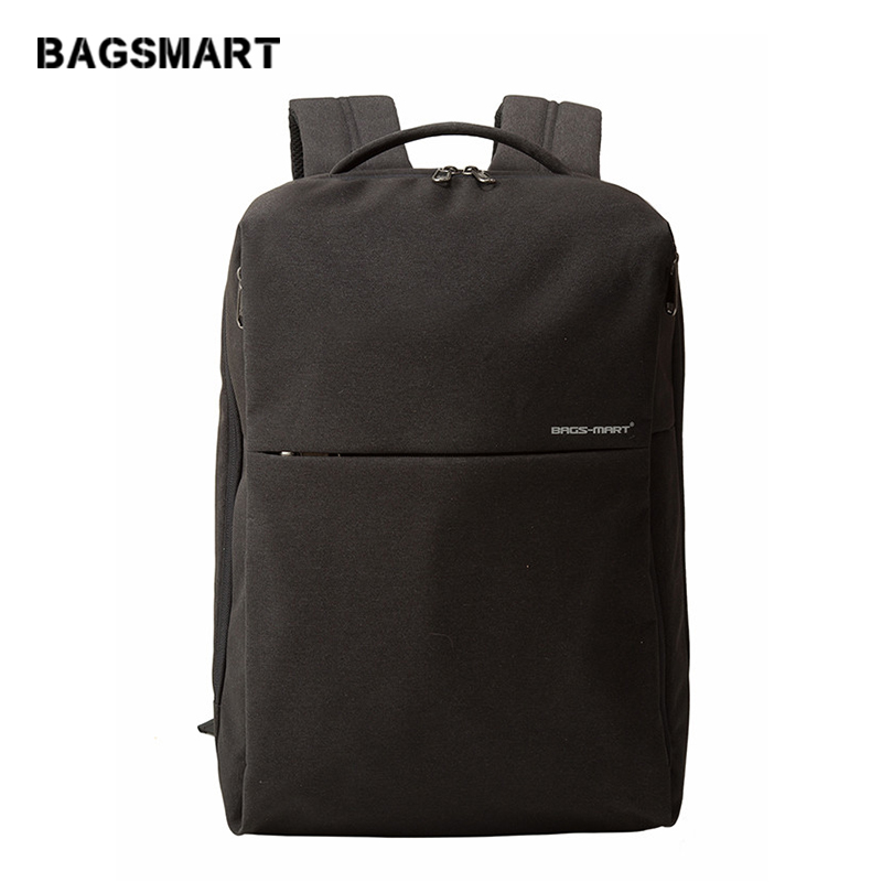 BAGSMART New Lightweight 15 Laptop Computer Backpacks For Teenager Fashion Bussiness Backpack Bags For Men DaypackBAGSMART New Lightweight 15 Laptop Computer Backpacks For Teenager Fashion Bussiness Backpack Bags For Men Daypack