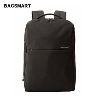 BAGSMART New Lightweight 15'' Laptop Computer Backpacks For Teenager Fashion Bussiness Backpack Bags For Men Daypack