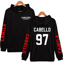 Women Clothes 2019 Street Camila Cabello Hoodie Harajuku Fas