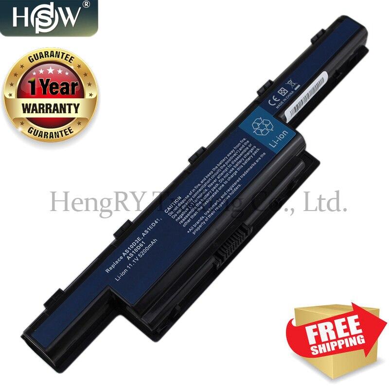 Laptop Battery For Acer Aspire 5336 5342 5349 5551 5560G 5733 5733Z 5741 5742 5742G 5742Z 5742ZG 5749 5750 5750G 5755 5755G