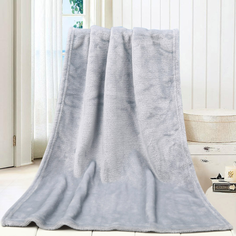 45X65CM Fashion Soft Throw Kids Blanket Warm Coral Plaid Blankets Flannel Warm Blanket Velvet Throw Micro Plush Fleece Blanket