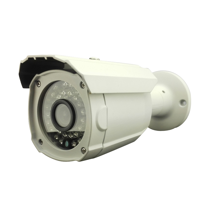 ФОТО ip camera outdoor waterproof HD 4.0MP LED lights metal night Onvif H.264 P2P security 12V2A power