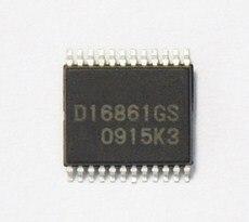 1 pz/lotto D16861GS SSOP24 D16861 SSOP 16861GS1 pz/lotto D16861GS SSOP24 D16861 SSOP 16861GS