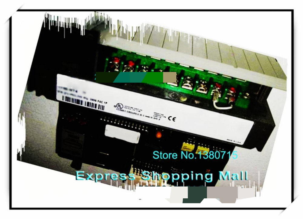 New Original 1746-NT4 PLC 60mA 4 Number of Inputs Thermocouple Analog Input Module new original 1794 ie8 plc flex analog input module 8 single ended inputs