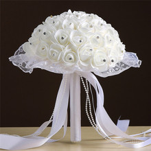 Wedding Bouquet Artificial Foam Flower Holder Flowers Bridal Bouquets Bridesmaids Accessories