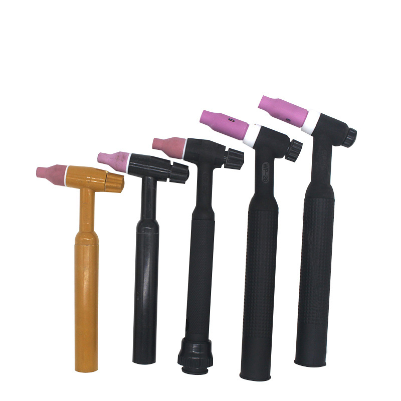 10 Style Professional 150Amp Argon Arc Welding Gun Head 18 Gas-Cooled Weld Tools For Welding Soldering Accessories