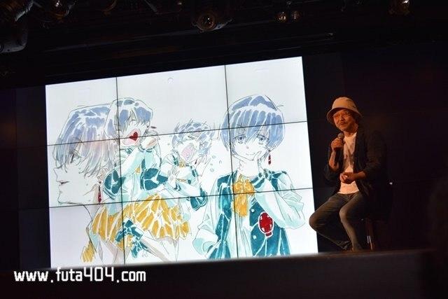 押井守新作动画是女子高中生的欢闹喜剧  ACG资讯 第5张