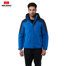 MALIDINU 2020 Men Winter Jacket High Quality Cotton Padded J
