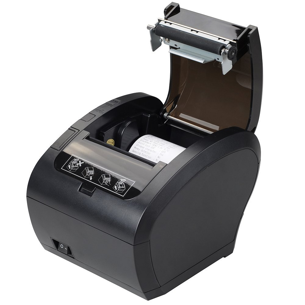 GZ8002 80mm Thermal Receipt Printer Automatic cutter