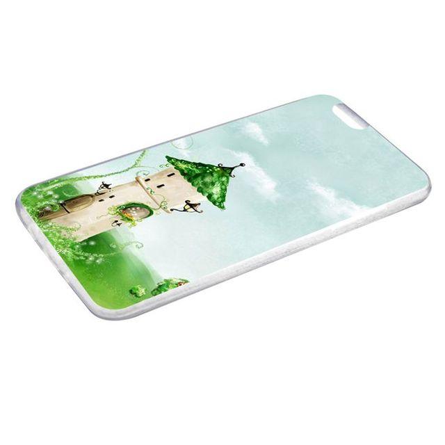Mutouniao Castle Silicon Soft TPU Case Cover For Asus Zenfone 2 3 4 Selfie Pro Laser GO Live MAX 5.0 5.2 5.5 ZB501KL