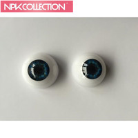 New Fashion 5 Pairs Fit For 20 Inches Reborn Babies Doll Kits 20 Mm Half Round